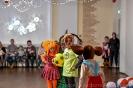 Выступление детей на городских мероприятиях - апрель 2018